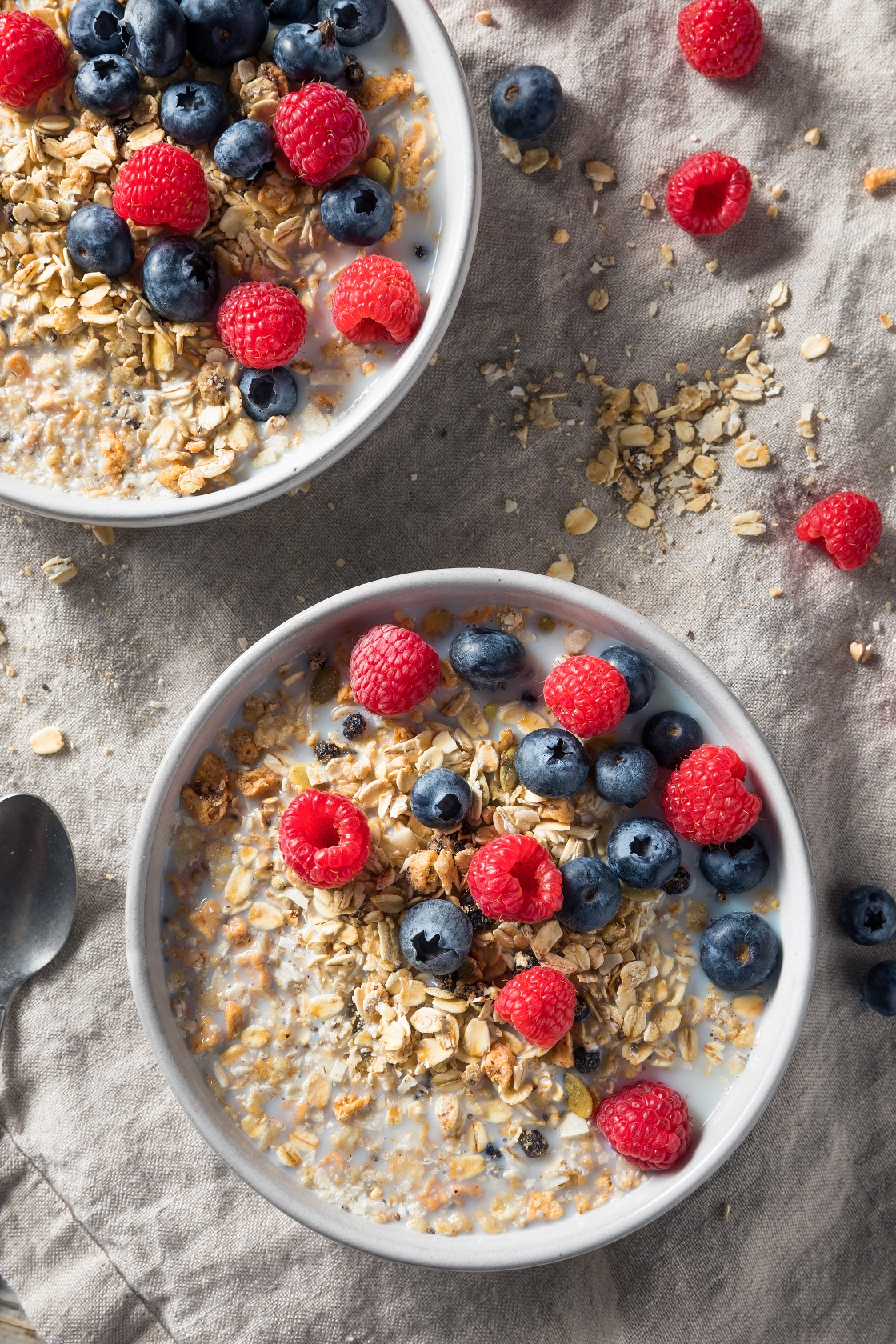 Canva Healthy Homemade Muesli Breakfast Cereal
